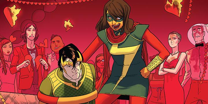 Ms. Marvel vol.3 #12