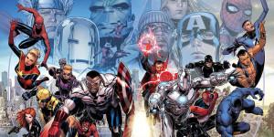Супер-секретные закрытия Marvel в июне