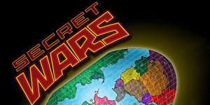 Список регионов и серий Secret Wars