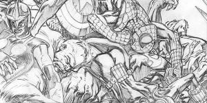 Смерть всех героев Marvel?
