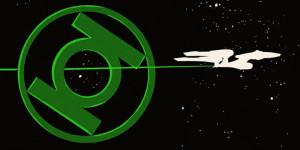 Стар Трек против… Зелёного Фонаря