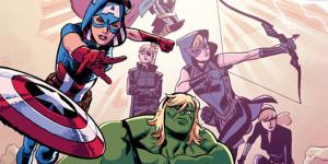 Вариантные обложки Marvel. Любимая Гвен