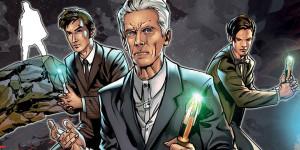 Четыре Доктора Кто