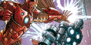 Secert Wars: 0.5 для Тони Старка