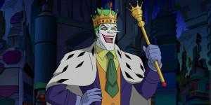 Трейлер мультфильма «Бэтмен без границ Чудовищный погром»