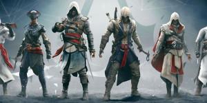 Assassin's Creed опять комикс