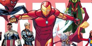 Главные герои All New Marvel