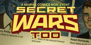 Secret Wars как бы «Два»