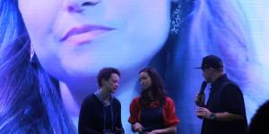 Comic Con Russia 2015: День 1 Выступление Саммер Глау