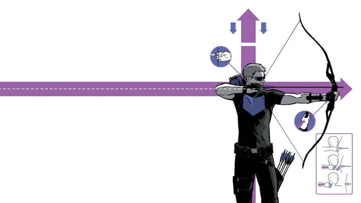 the_avengers_hawkeye_clint_barton_bow_weapon_style_1366x768_54307